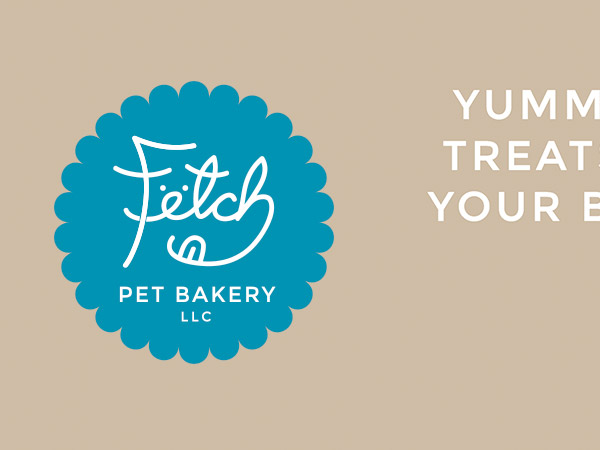 Thumbnail for Fetch Pet Bakery website
